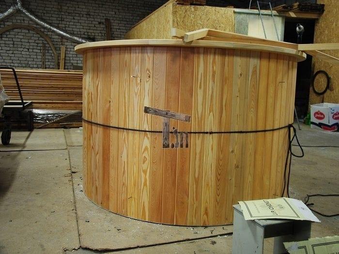 Holzverkleidung 3