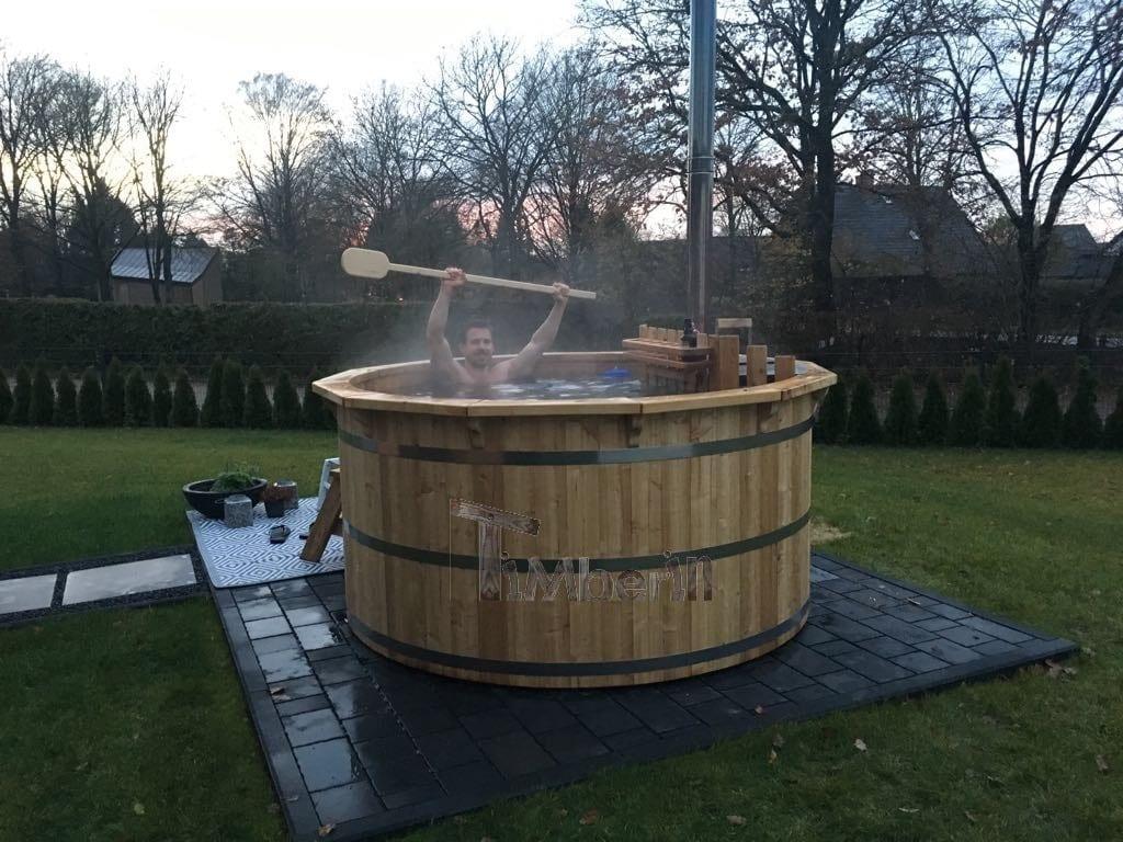 Hot Tube / Hot Pott aus Holz Lärche Fichte