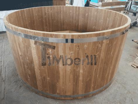Wir Bauen Uns Einen Whirlpool Aus Holz DIY 5