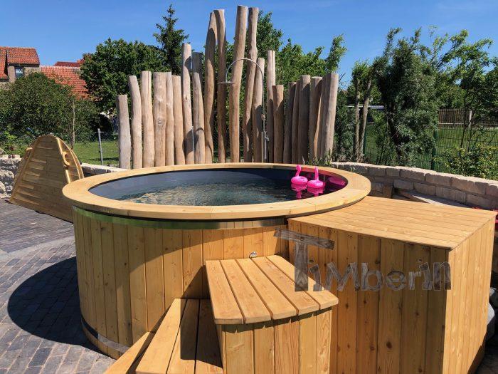 Badefass Hot Tub Elektrisch Beheizt, Gerald, Sangerhausen OT Oberröblingen, Deutschland (1)