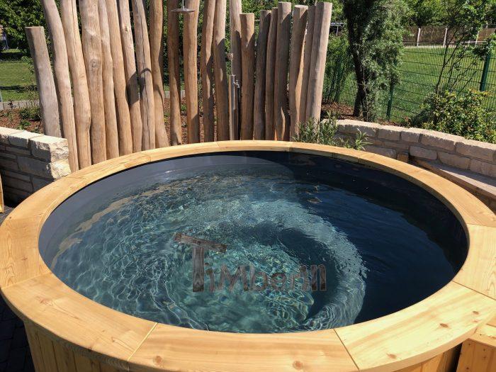 Badefass Hot Tub Elektrisch Beheizt, Gerald, Sangerhausen OT Oberröblingen, Deutschland (6)