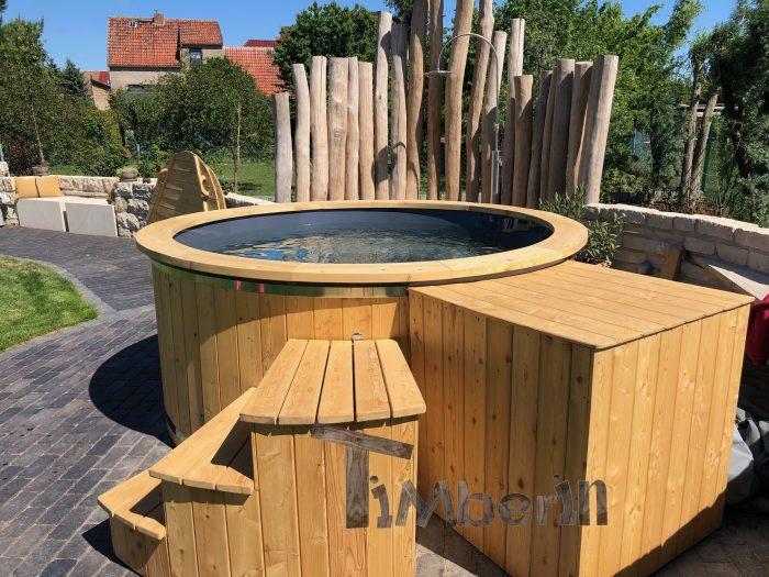 Badefass Hot Tub Elektrisch Beheizt, Gerald, Sangerhausen OT Oberröblingen, Deutschland (7)