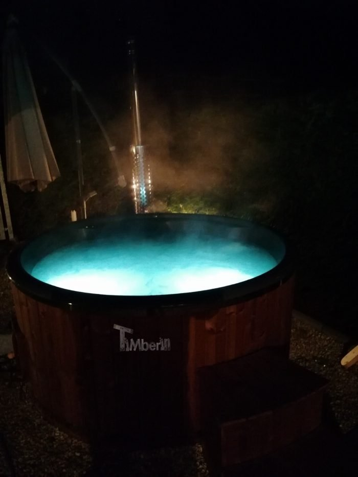 Badefass Gfk Mit Whirlpool Wellness Royal, Sven, Lengede, Deutschland (4)