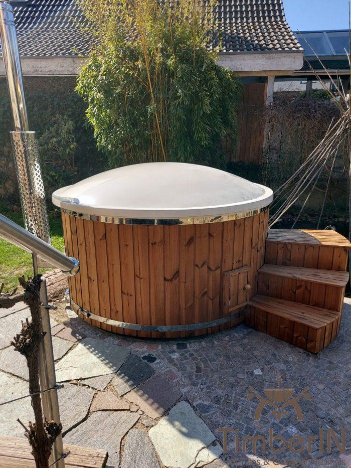 Badefass Gfk Mit Whirlpool Wellness Royal, Maik, Steinen, Deutschland (2)